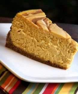 Pumpkin cheesecake is a fabulous dessert! It appeals to many different audiences. It will give pumpkin lovers a unique dessert to try and give cheesecake lovers a refreshing new flavor. This pumpkin cheesecake recipe tastes best on a homemade graham...