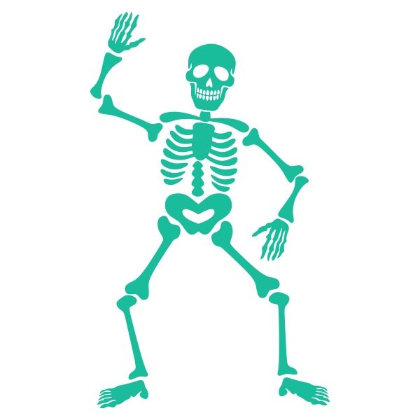 Skeletons Dancing Cuttable Design Halloween Embroidery Designs Skeleton Dance Embroidery Designs