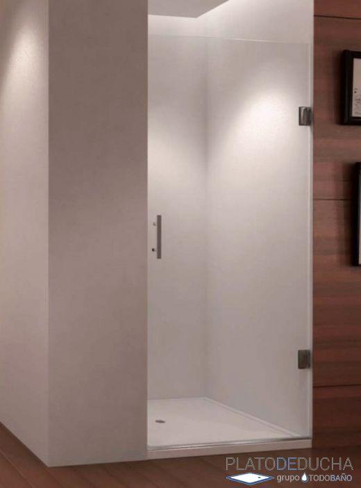 Mampara de ducha loto con una puerta abatible cierre con - Mamparas de ducha puertas abatibles ...