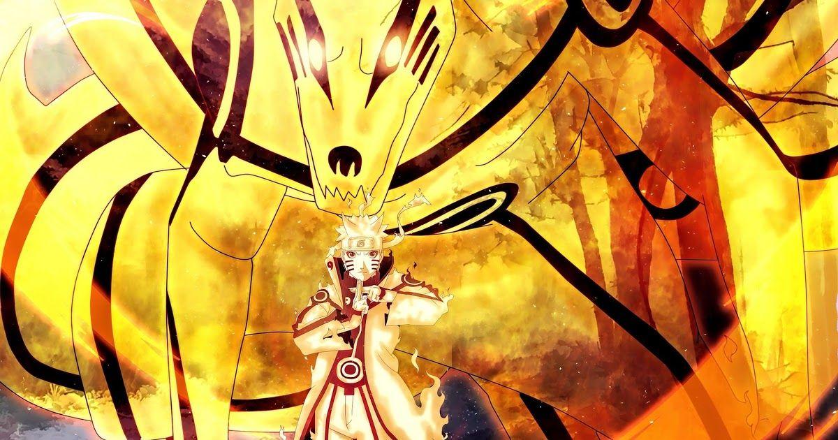 Naruto Sennin Mode Wallpaper Hd Di 2020 Naruto Shippuden Gambar
