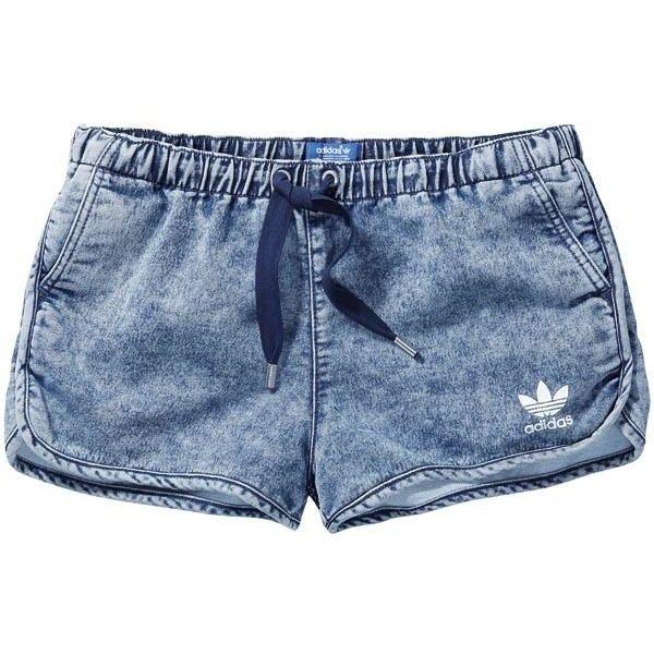 pantaloni corti ragazza adidas