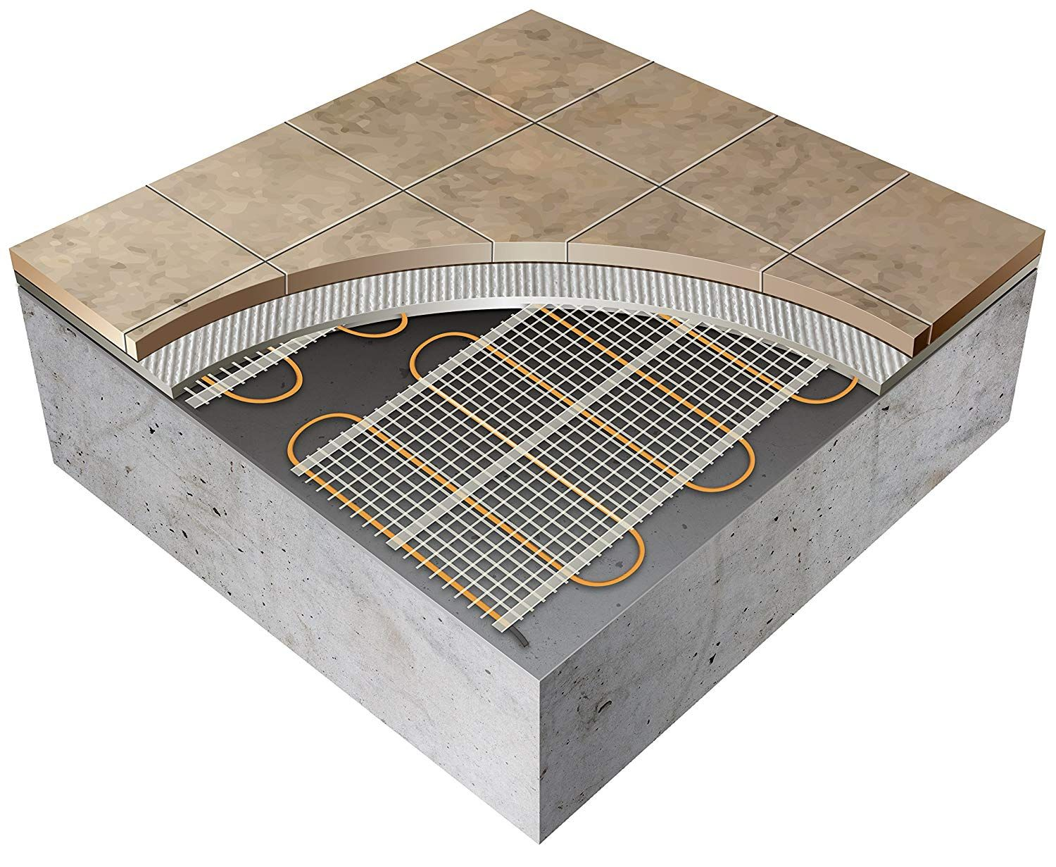 Best Radiant Floor Heating Reviews In 2020 Radiant Floor Radiant Floor Heating Heating Systems