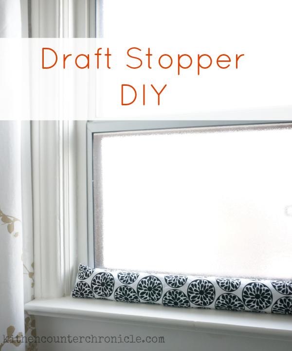 Draft Stopper DIY | Las puertas, Costura y Ventana