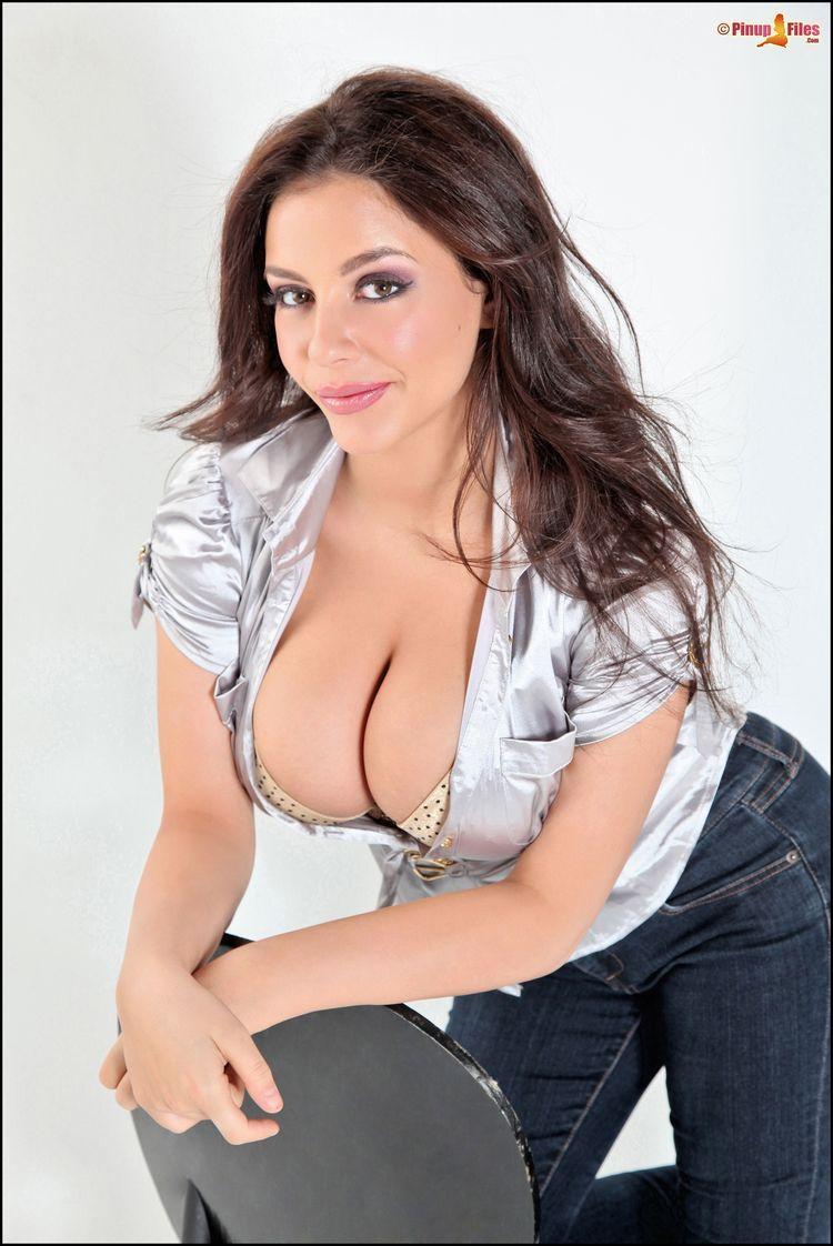 Desiree Elyda Villalobos Nip Slip