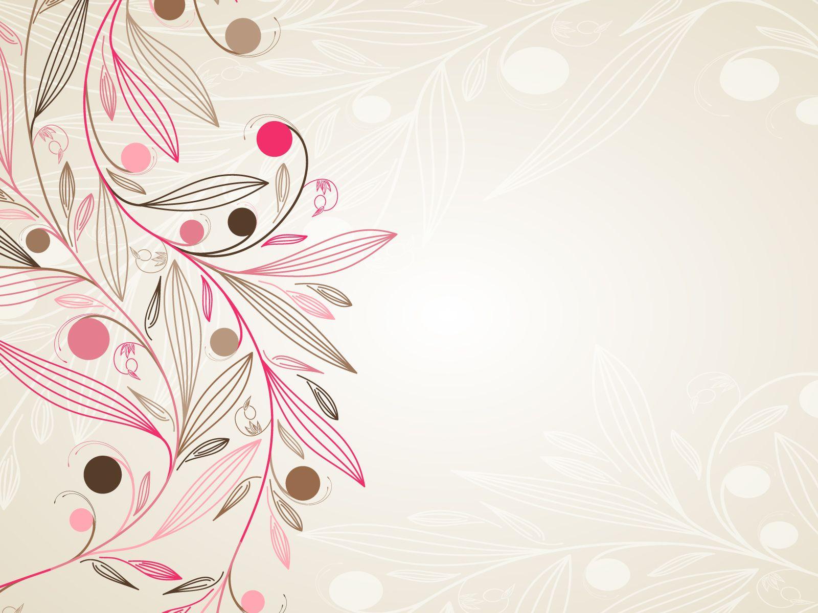 Pink And Gray Seni Gambar Desain