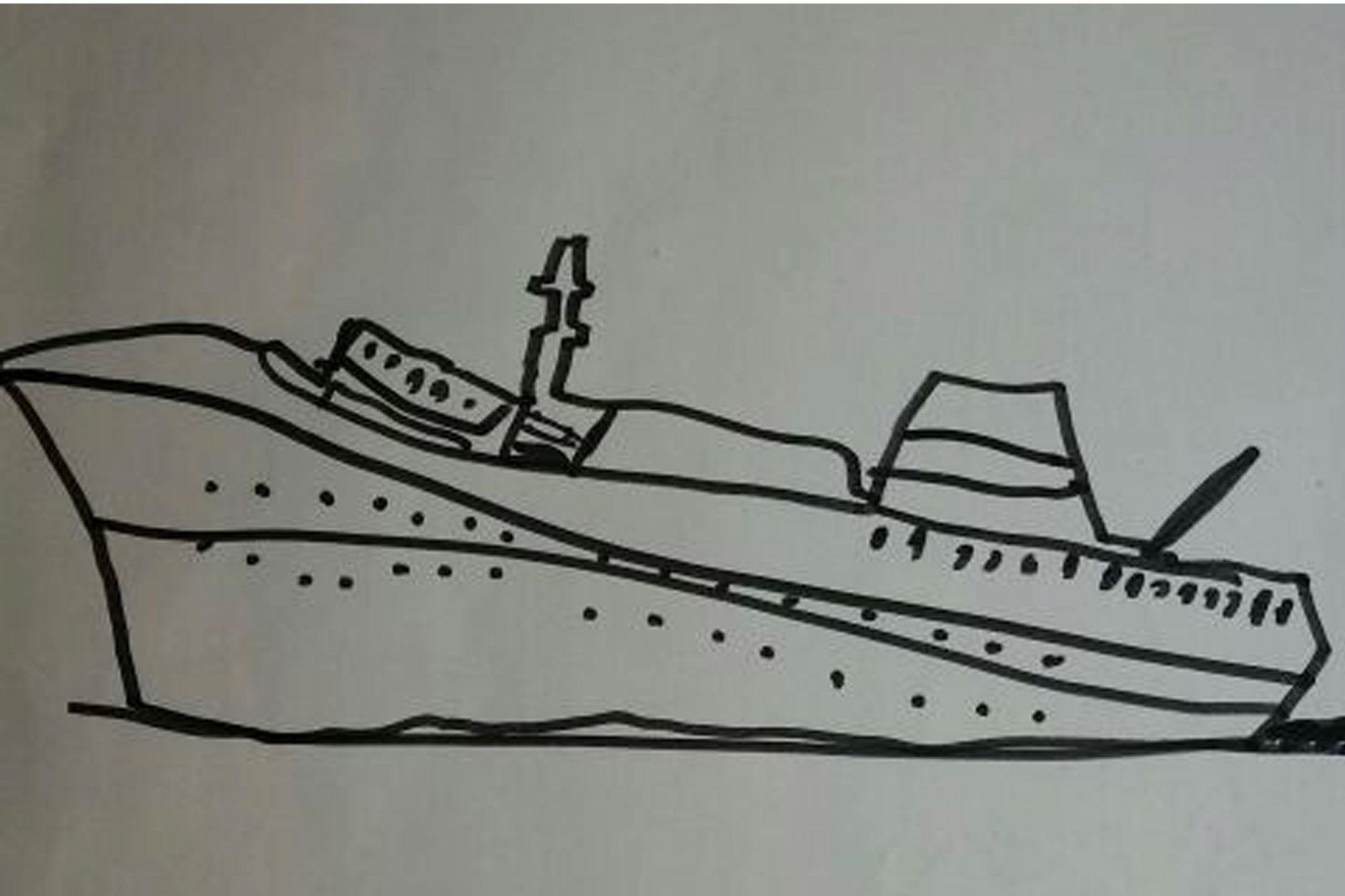 malvorlagen schiffe kostenlos
