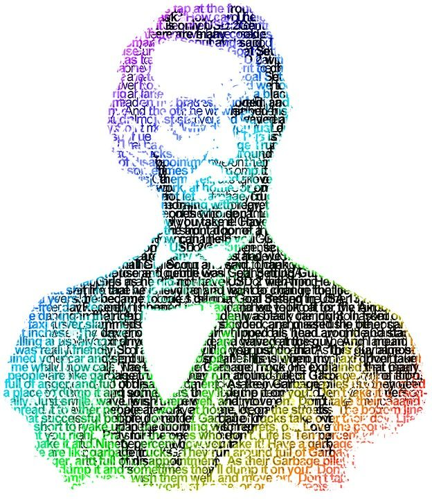 Free Image on Pixabay - Abraham Lincoln, President | Words, Fonts ...