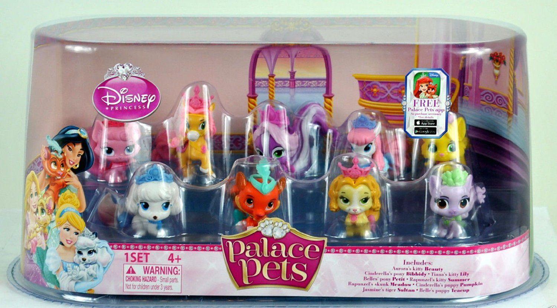 Palace Pets Mini Playset Disney Princess Baby Dolls Doll Sets Princess Baby Dolls