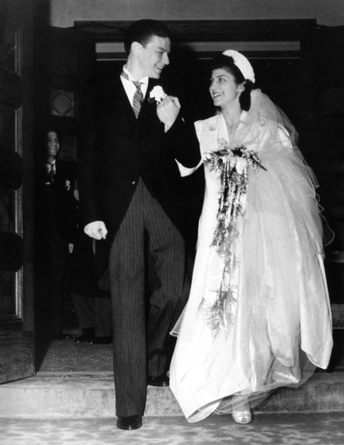 Frank Sinatra And First Wife Nancy They Re So Adorable How