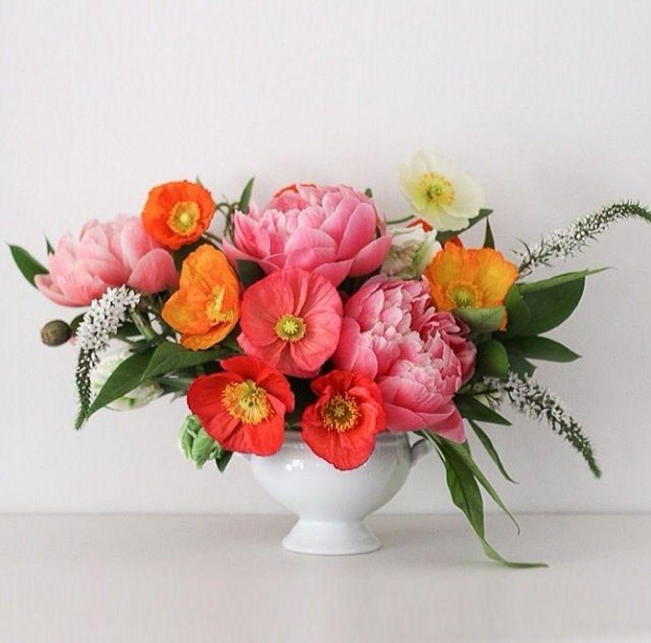 Beauty Spring Flowers Centerpieces Arrangements Ideas Spring