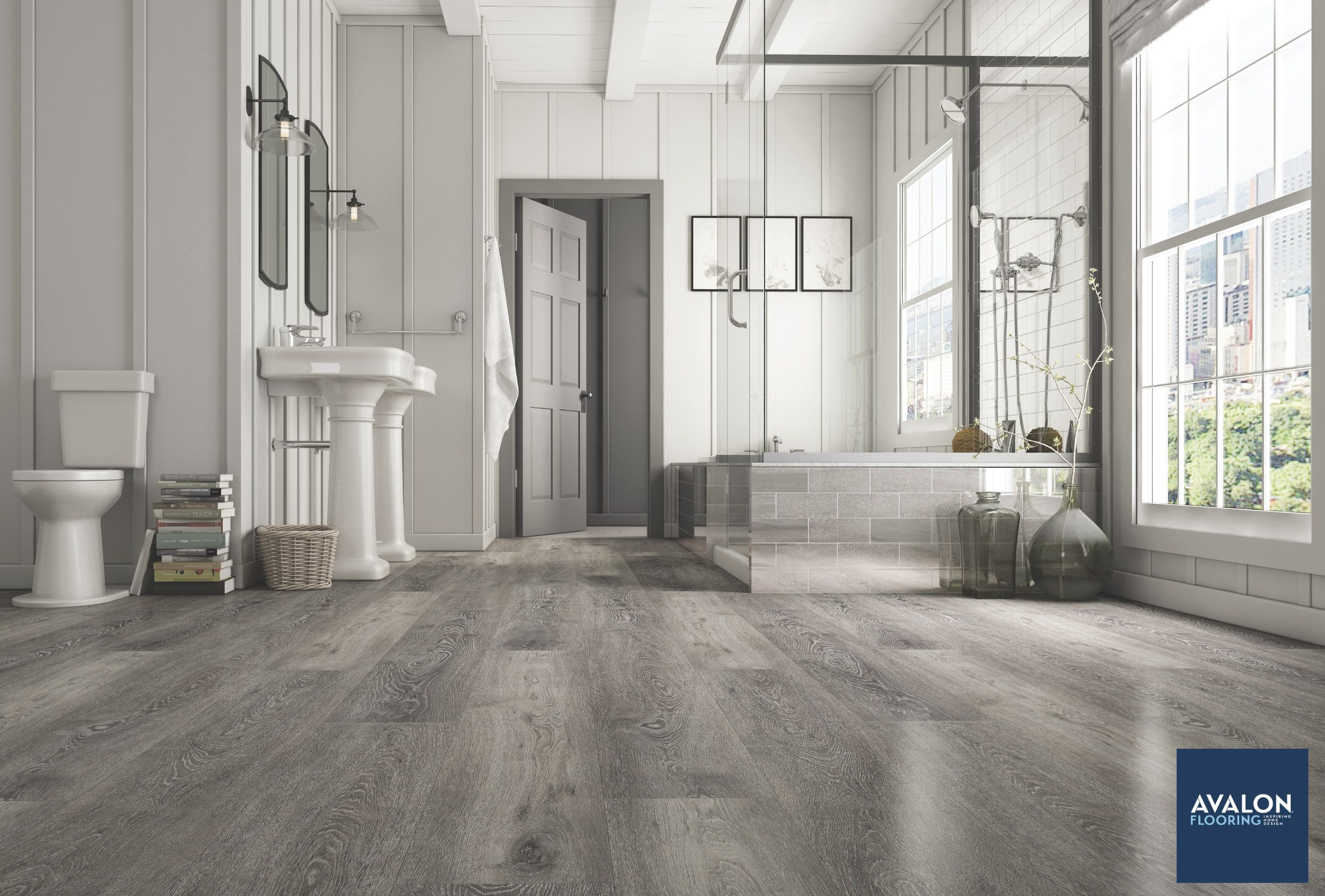 Performax Vinyl Flooring Is An Ideal Stylish And Waterproof Choice