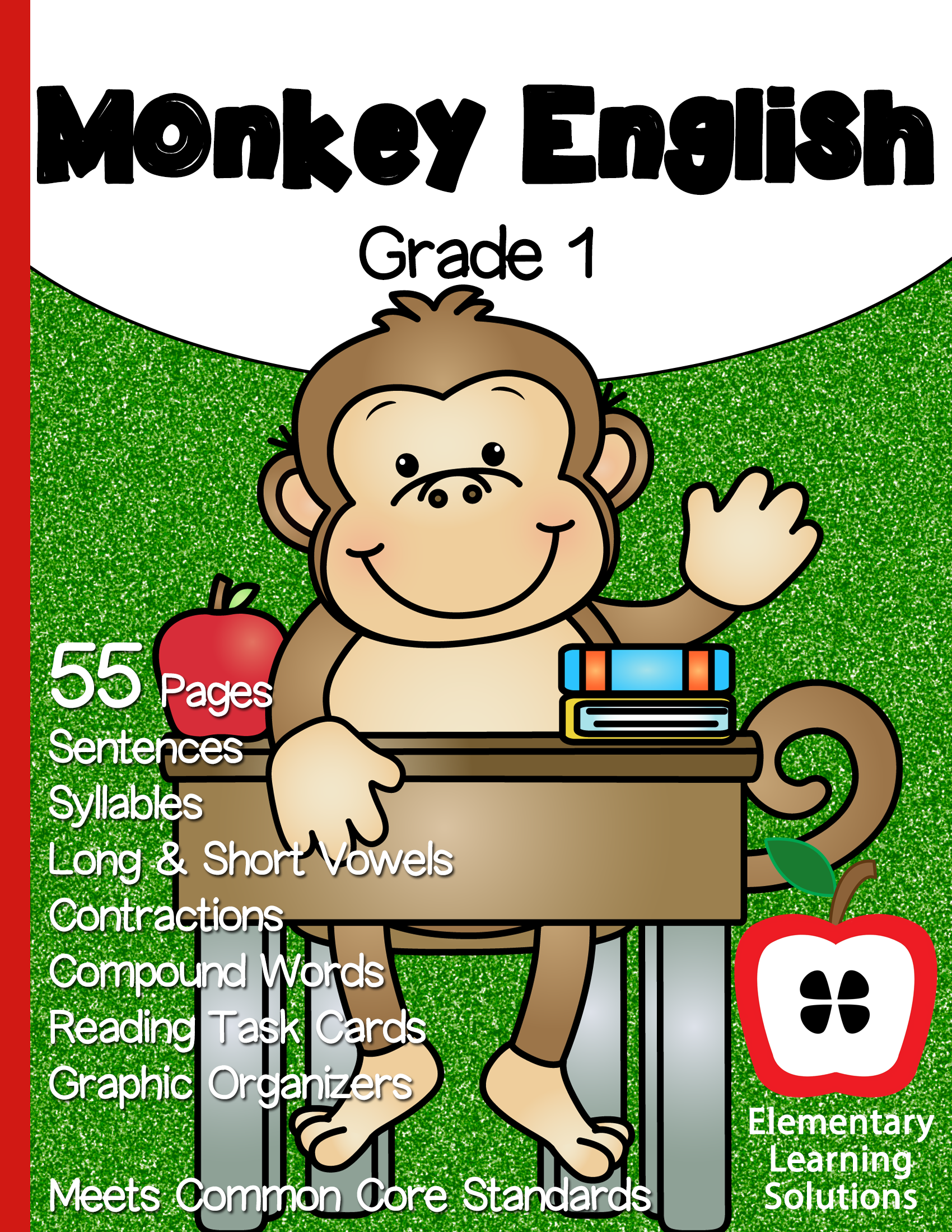 ELAR | Elementary Learning Solutions; 55 pages of learning ...