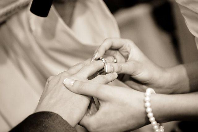 Felicidad en el matrimonio