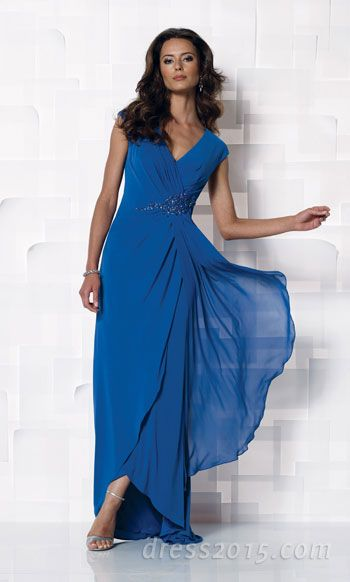 Blue Mother Of The Bride Dress Come To Davison Bridal In