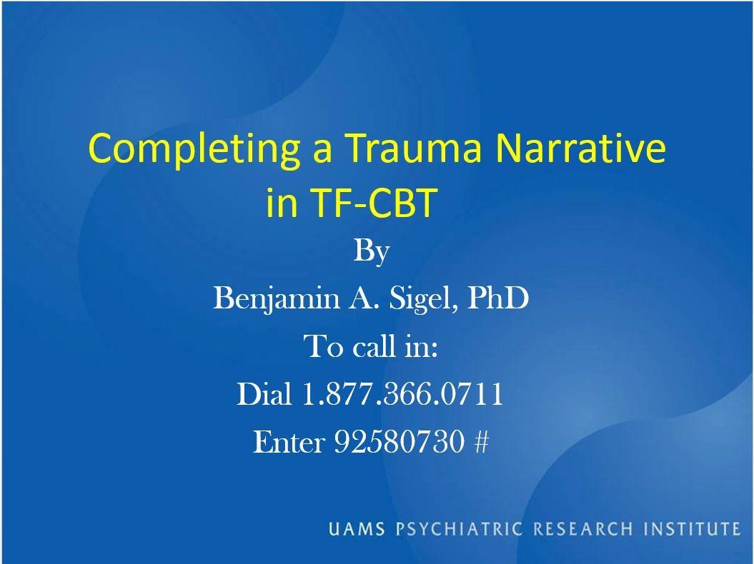Workbooks tf cbt workbook for children : Completing a Trauma Narrative in TF-CBT | dbt | Pinterest | Trauma ...