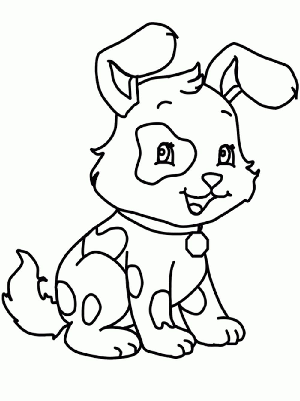 Biscuit The Dog Coloring Pages Dog Coloring Page Animal