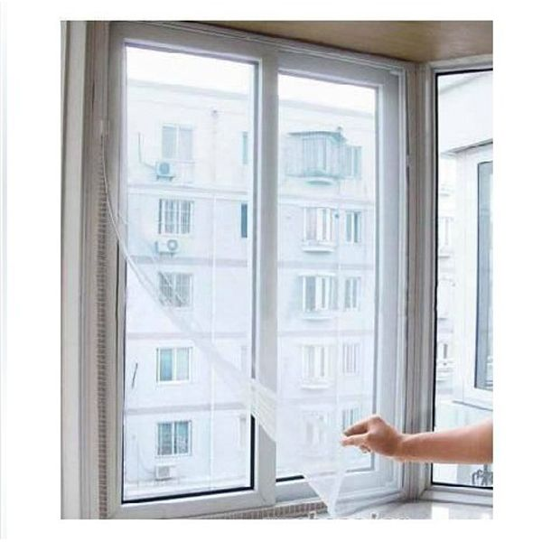 Honana WX-318 White Insect Mosquito Door Window