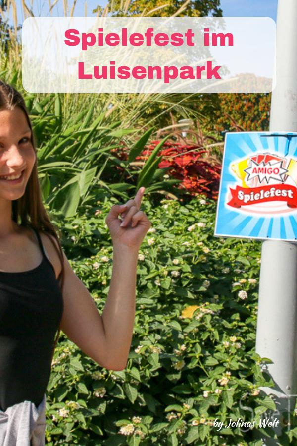 Ein Tag Im Luisenpark Mannheim Mit Grossem Spielefest Von Amigo Ausflug Reisen Mit Kindern Ausfluge Mit Kindern