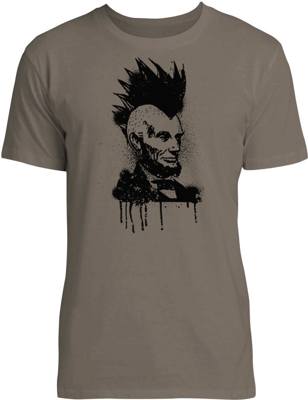 Mohawk lincoln black mens fine jersey tshirt products