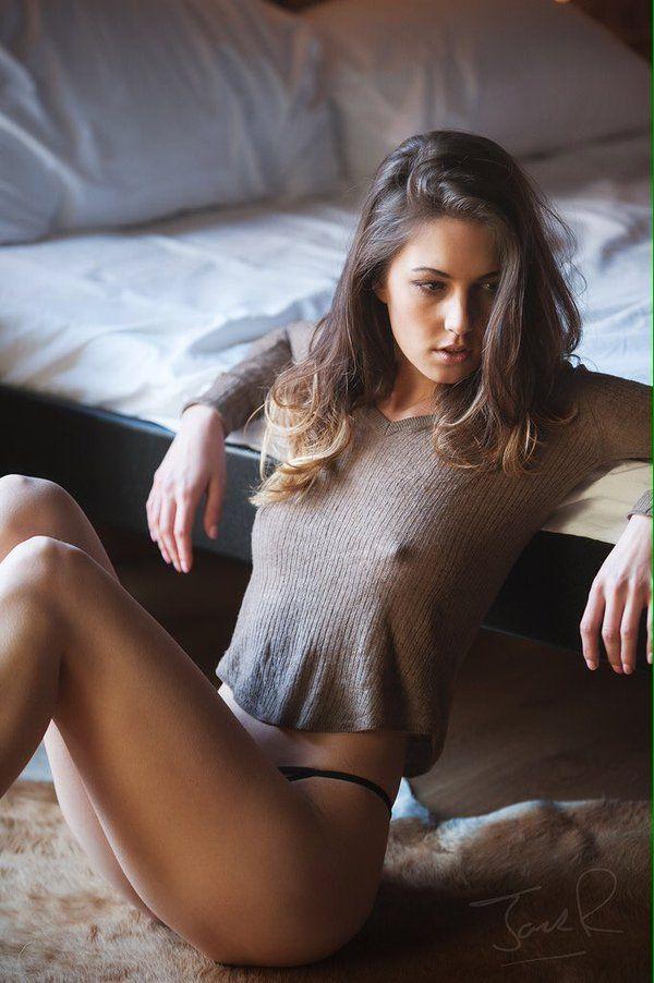 Sexy cum tits