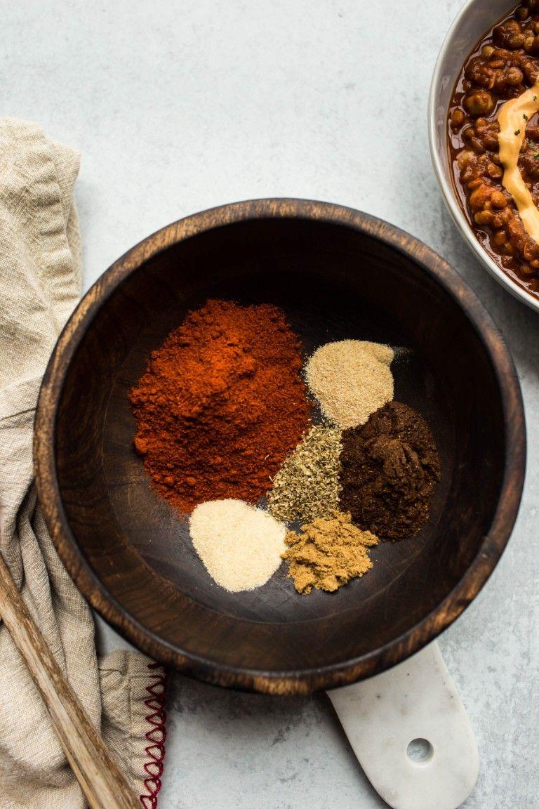 Homemade Chili Powder Recipe Recipe in 2020 Chili