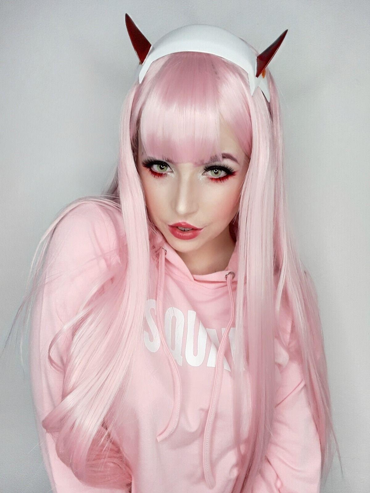 Zero two cosplay on Tumblr