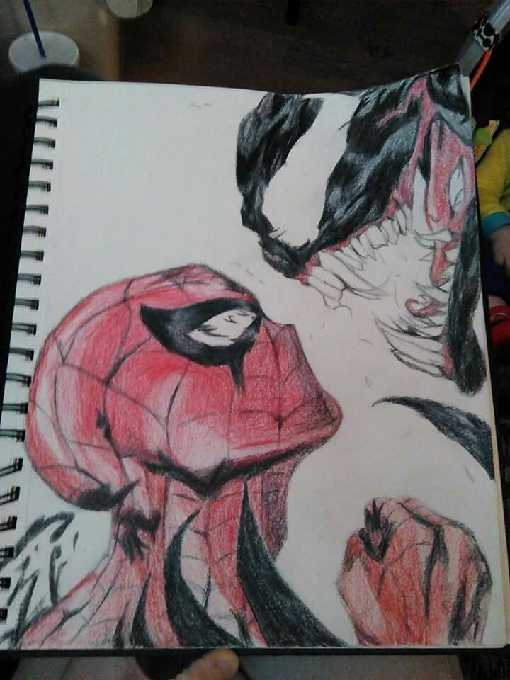 Pin By Haley Yoder On Idee Marvel Drawings Spiderman Art Spiderman Art Sketch