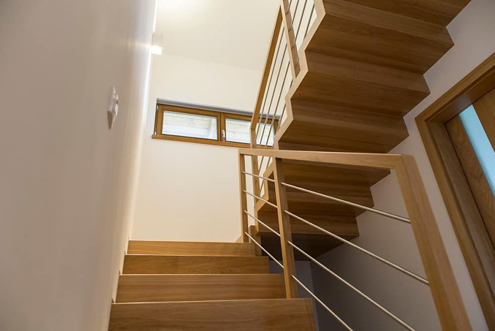 Couloir, Entrée & Escaliers de style de style Minimaliste par Och_Ach_Concept
