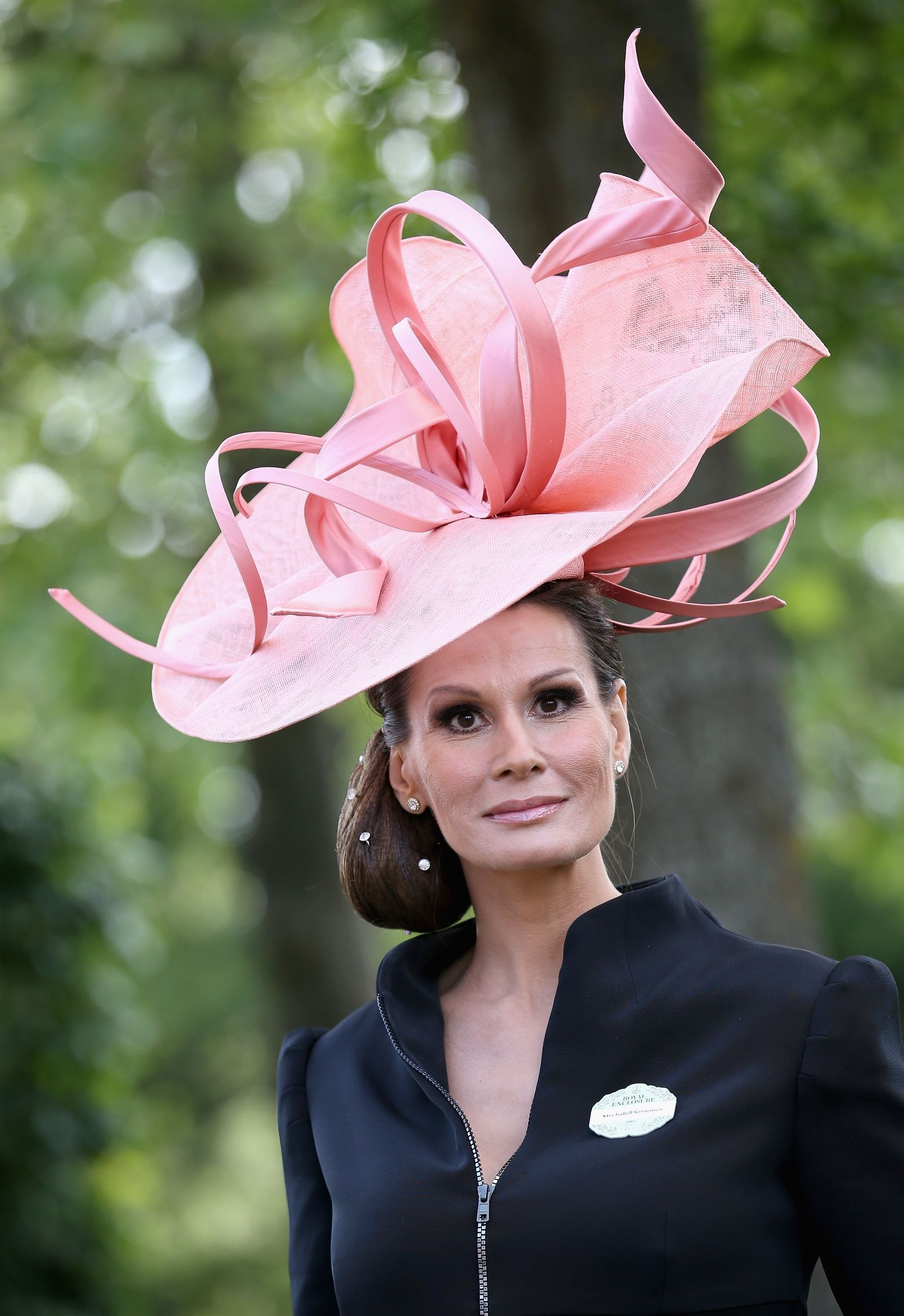 The 30 most insanely brilliant hats from Ascot 2015 | Tocado ...