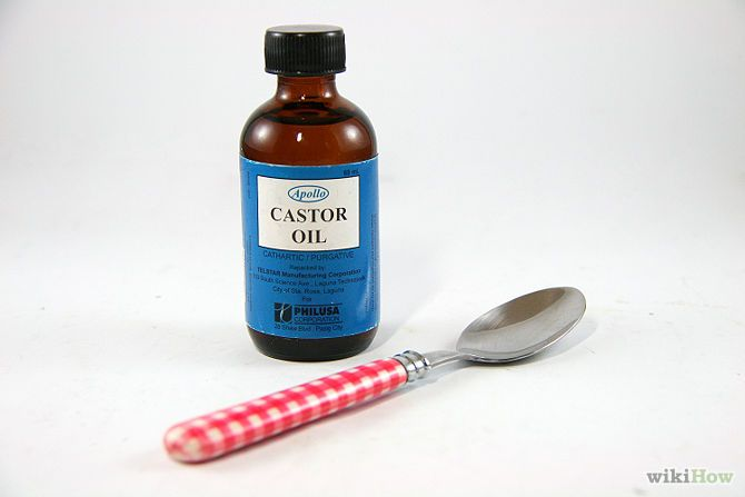 Relieve Constipation With Castor Oil Step 1.jpg