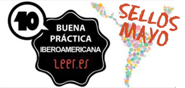 Sellos Buenas Prácticas Iberoamericanas Leer.es. Mayo 2014