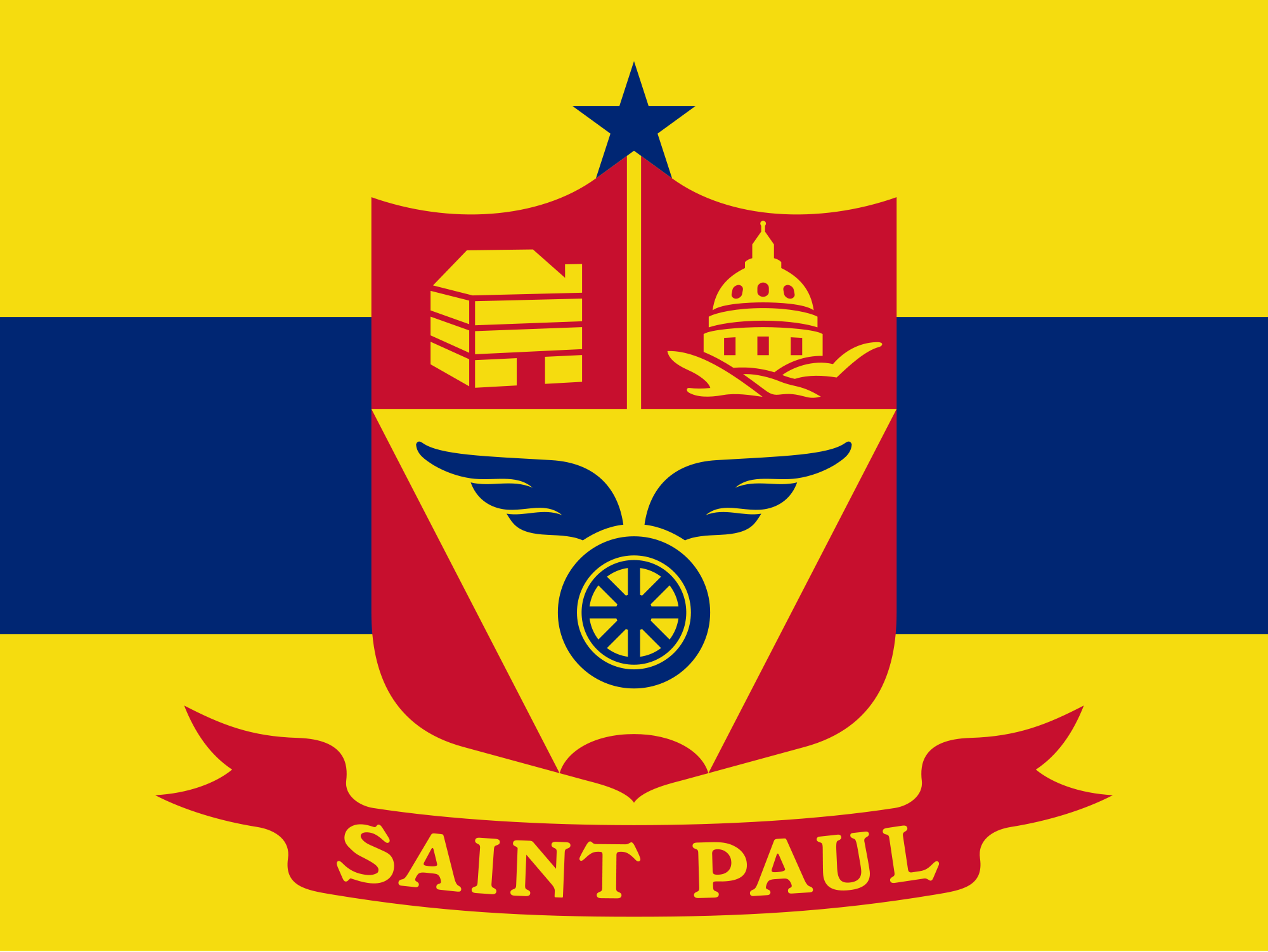 Saint Paul | American Flags | Pinterest