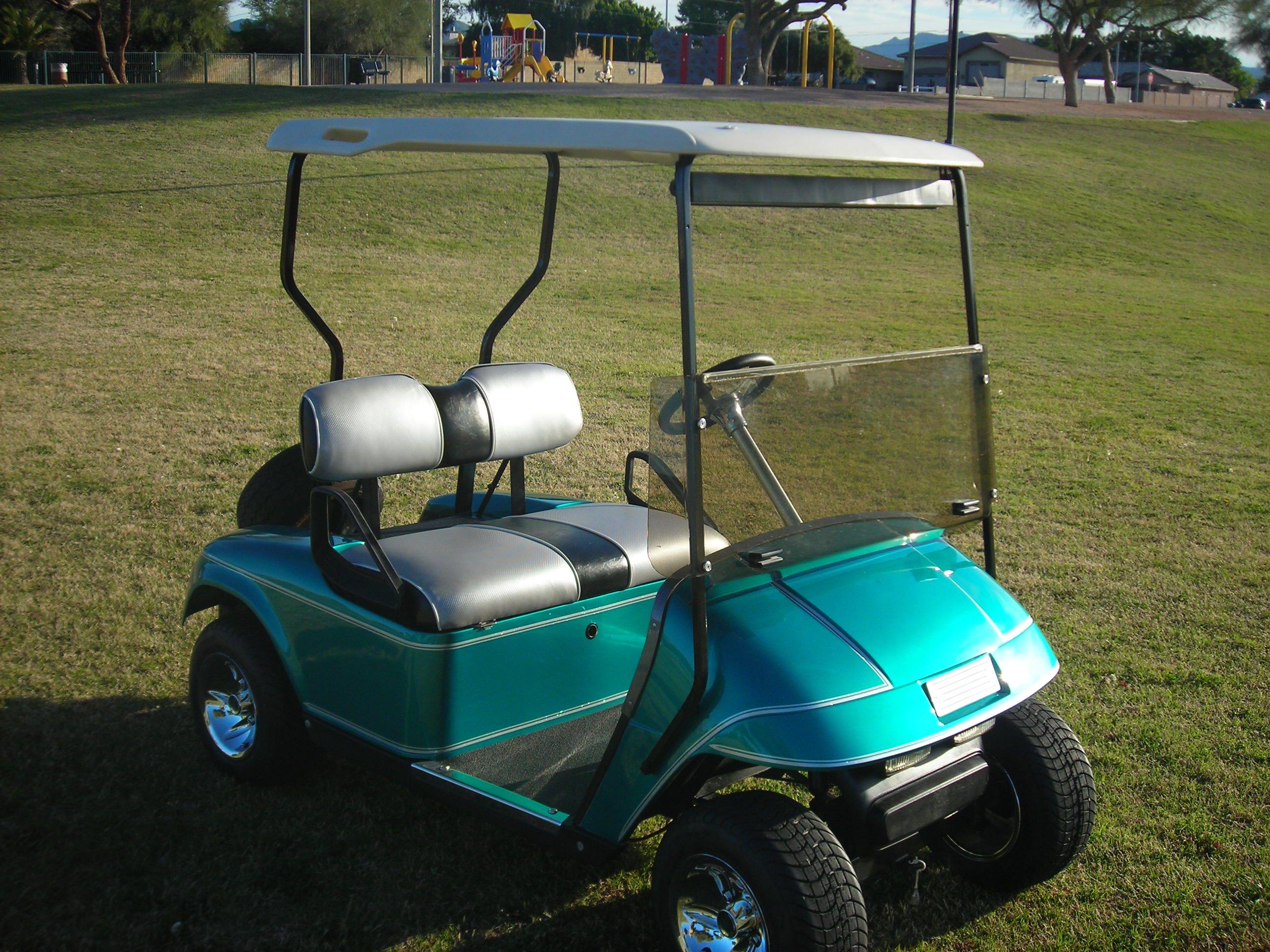26++ Bushman golf cart ideas