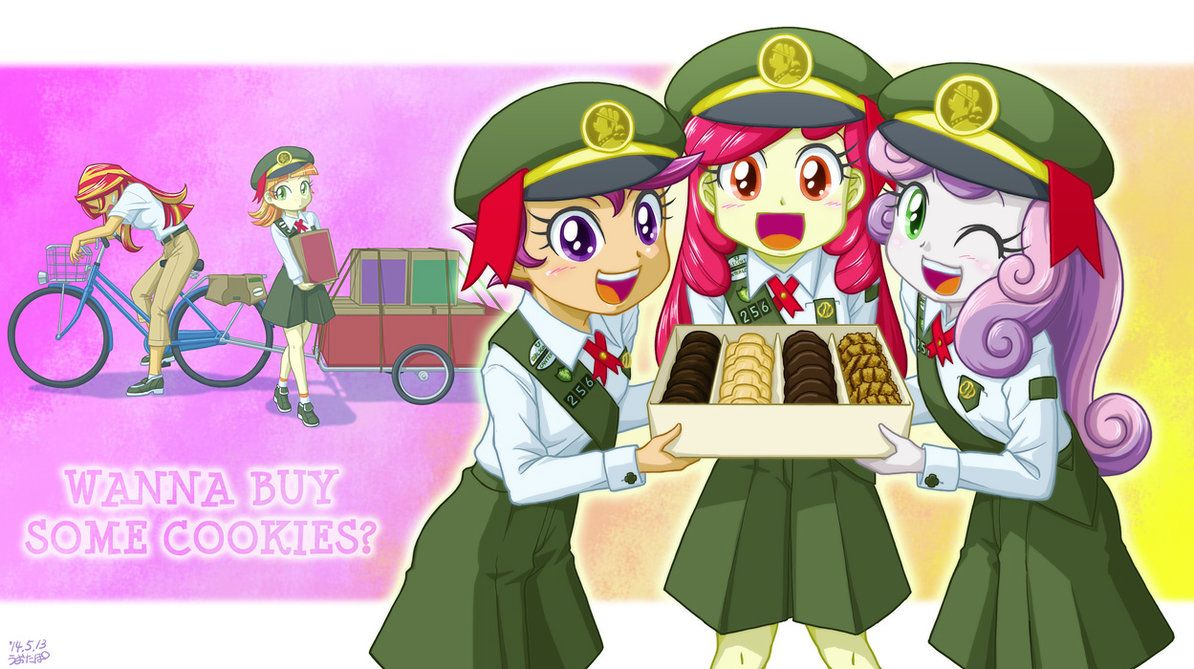 http://uotapo.deviantart.com/art/CMC-Girl-Scouts-YAY-453775916