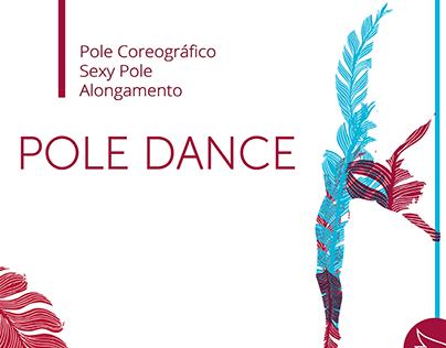 """Check out new work on my @Behance portfolio: """"VT - Studio A - Pole Dance: Esporte de Força e Arte.""""…"""