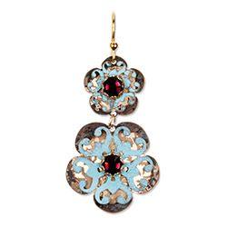 Pretty Holly Yashi earrings
