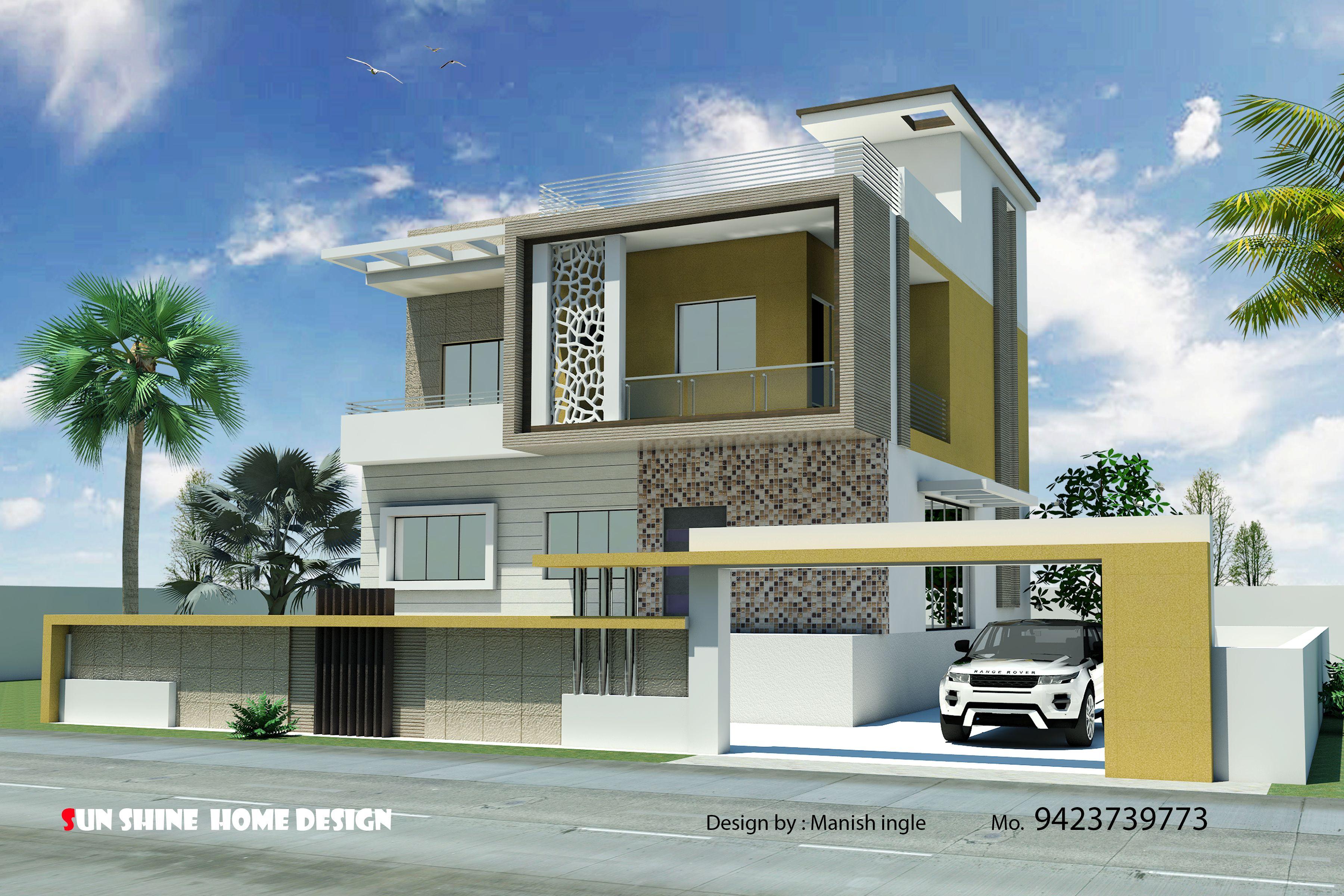 Bungalow Design M.P. Balaghat