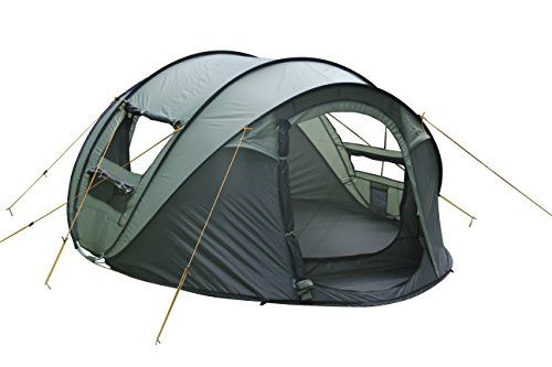 FiveJoy 4-Person Instant Pop-Up Tent - Two Double-Doors Two Windows  sc 1 st  Pinterest : best pop up tents - memphite.com