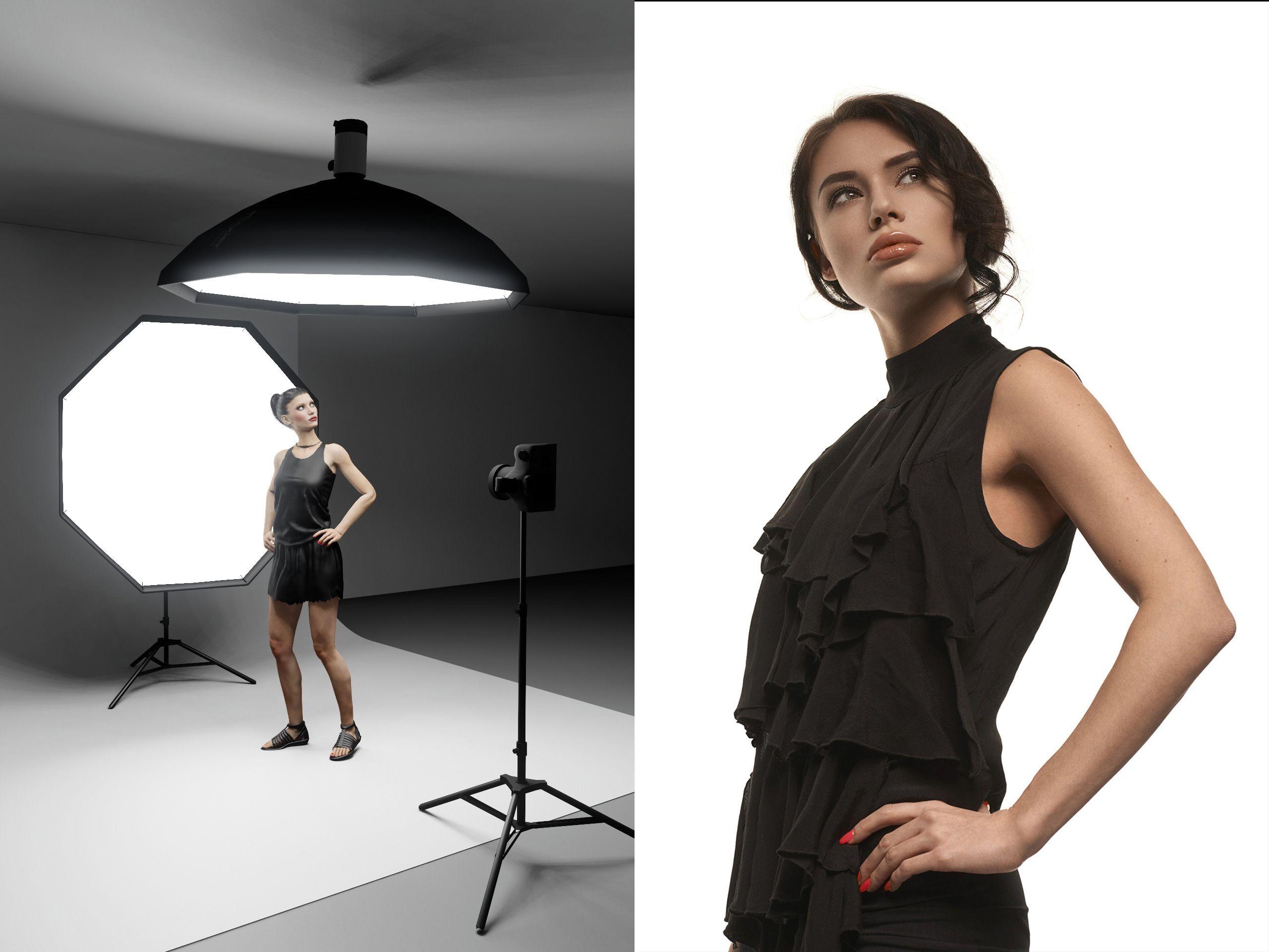 How to create a perfectly white background - The Lighting Series #4 - DIY Ph… | Studio lighting setups, Studio photography lighting, Photography lighting techniques