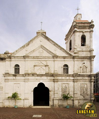 Pin By Ellie King On Catholic Catholic Churches Around The World Philippines Tourism Cebu Church