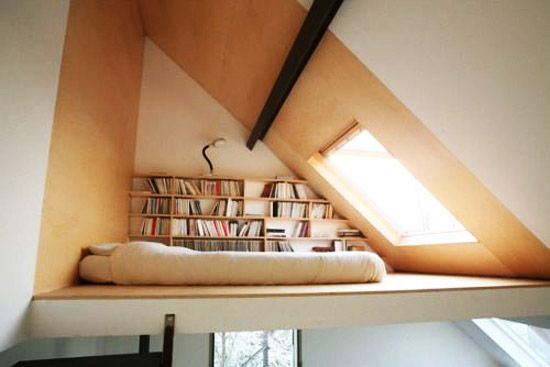 21 Loft Beds In Different Styles Space Saving Ideas For Small Rooms Loft Spaces Loft Design Home