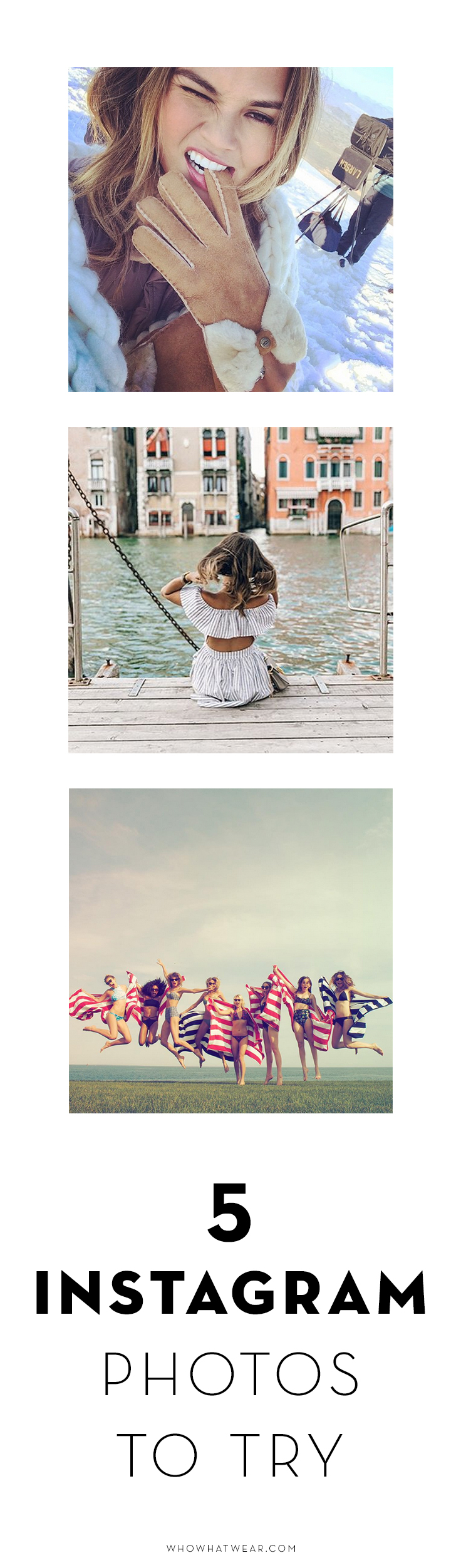 5 Fresh Instagram Photo Trends You Should Try