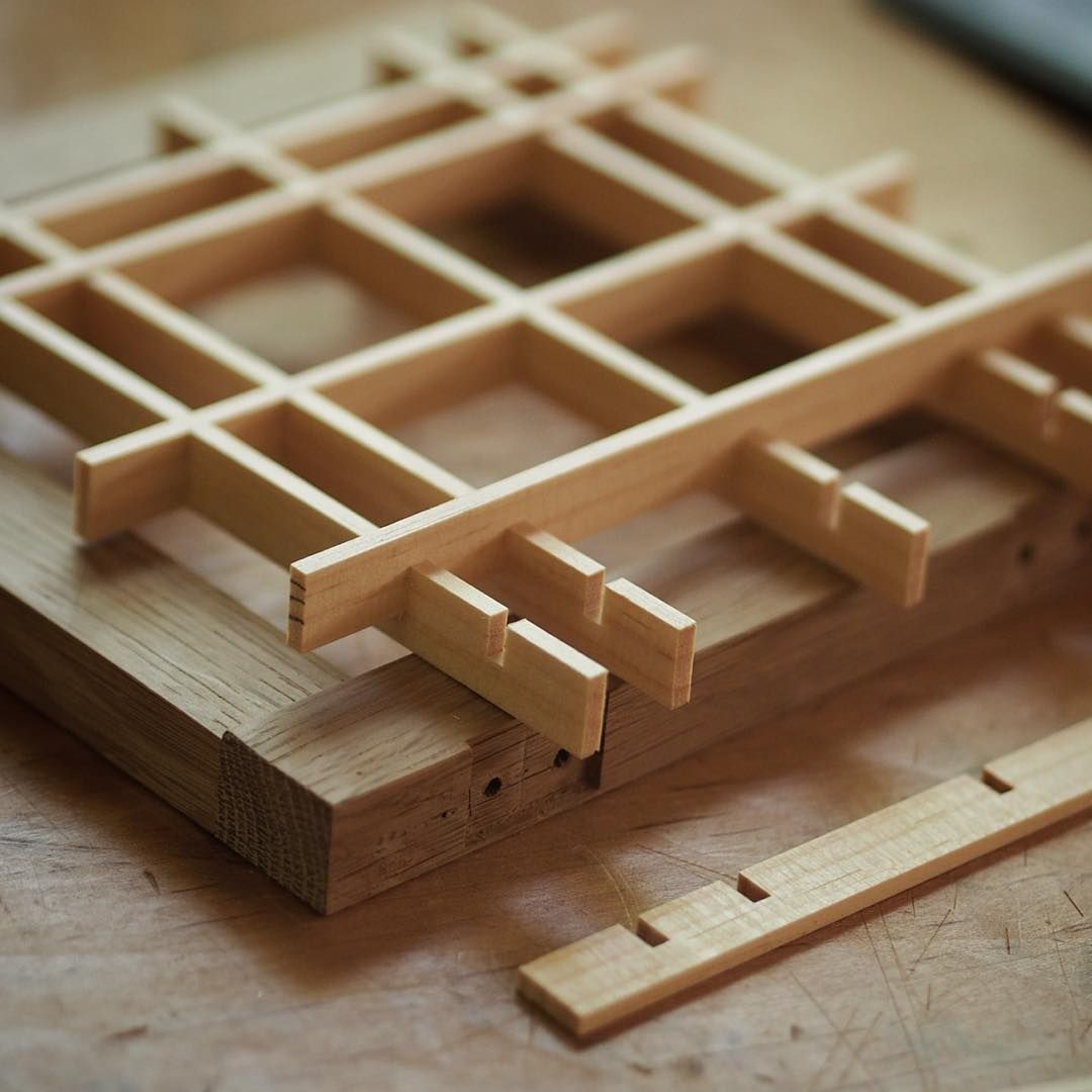 Kumiko t cnica art stica de ensamblar peque as piezas de for Muebles para piezas pequenas