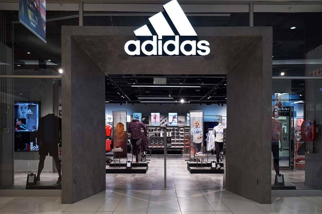 Retail Featured Project Adidas Sandton City Cemcrete Finish