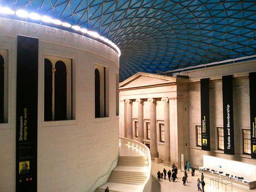 British Museum in London: http://www.europealacarte.co.uk/blog/2012/11/23/british-museum/