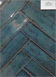 Alchimia Blue Ceramic Backsplash Wall Tiles Backsplashes