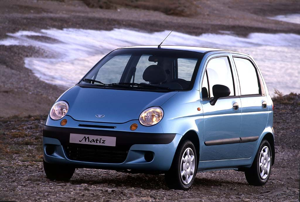 La Daewoo Matiz Car Daewoo Europe Car
