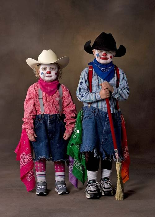 Rodeo Clowns My Favorite Costume Ever Halloween