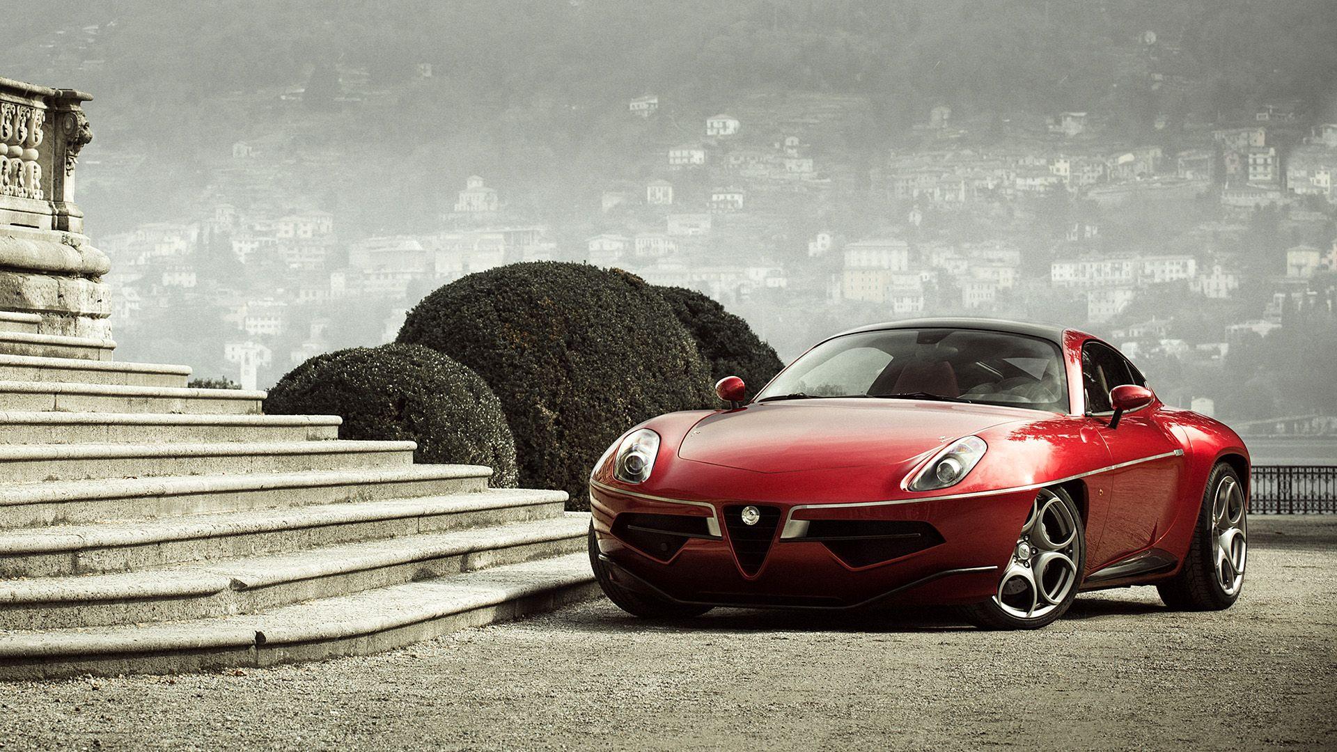 Alfa Romeo Disco Volante By Superleggera Alfa Romeo Car Guys New Car Picture
