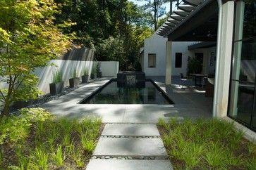 Morningside I - modern - exterior - atlanta - Bradley E Heppner Architecture, LLC